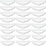 24 Stücke Silikon Wimpern Schildpads mit S/M/L Größe, Peitsche Lift Stangen Makeup Schönheit...