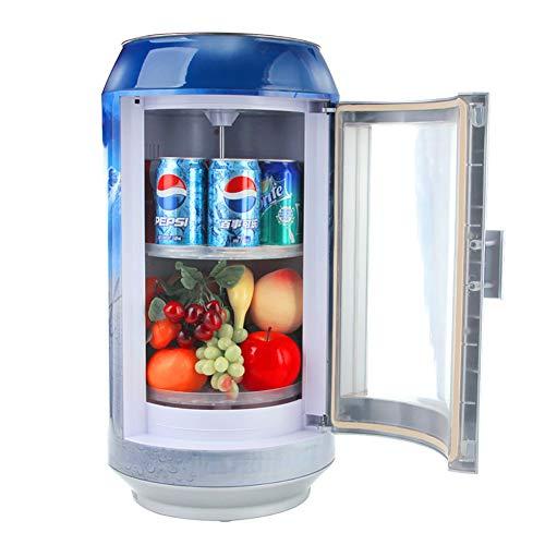 SJZV Getränke Bier Vitrine Klein Mini Kühlschrank Trommel Cola Förderung Geschenk