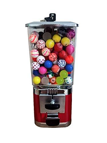 Kaugummiautomat Warenautomat 50 Cent Einwurf Automat NEU gefüllt mit Flummis