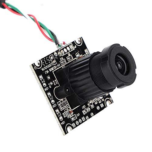 Oumefar Ocular 30W Módulo de microscopio Módulo de cámara estándar para hogar Inteligente para microscopio Digital USB para cámara Web con Lupa electrónica