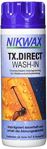 Nikwax - Nikwax TX Direct - Imperméabilisant -Blanc - Taille: 1 Lt