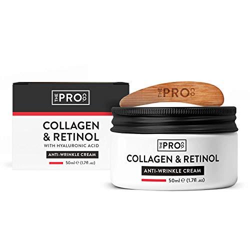 Crema antirughe al collagene e retinolo 50 ml -...
