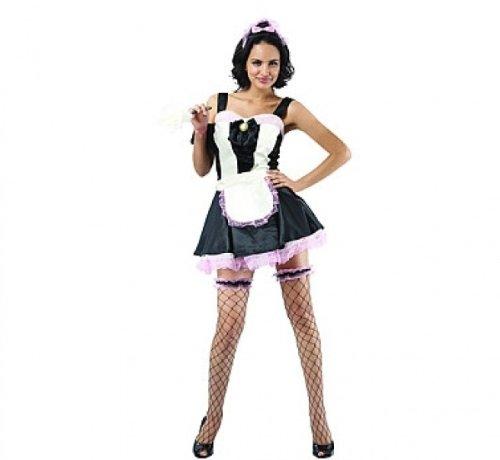 Sexy French Maid timmermädchen kostuum carnaval