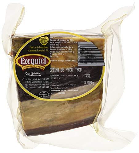 Cecina Taco I.G.P León, Embutidos Ezequiel, 700 gramos