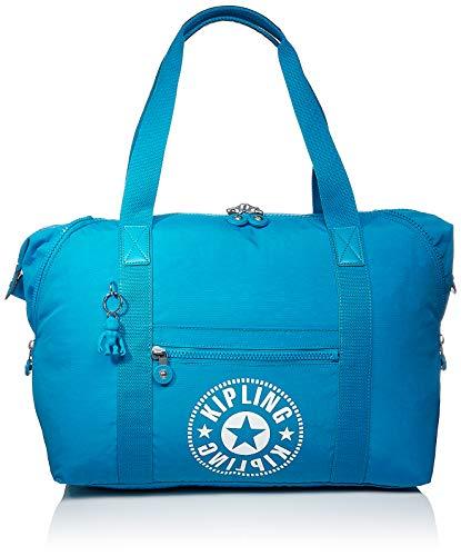 Kipling Art M Luggage, 26 L, Methyl Blue Nc