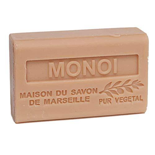 Savon Monoï au beurre de karité Bio - 125gr