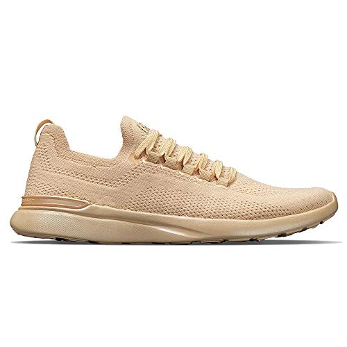 Athletic Propulsion Labs (APL) Women's Techloom Breeze, Champagne, 8