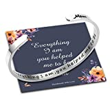M MOOHAM Mom Bracelet Mom Gifts, Mom Bracelet Mother's Day Mum Gifts...