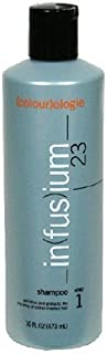 Infusium 23 Step 1 (Colour)ologie Shampoo for Color And Permed Hair - 16 Oz
