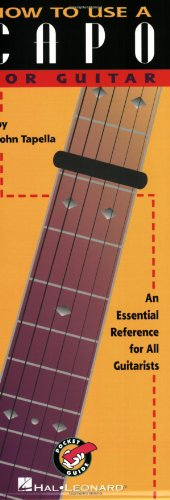 How to Use a Capo for Guitar (Pocket Guide)