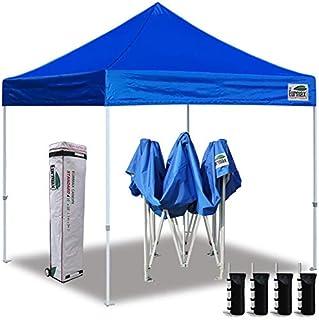 Eurmax 10x10 Ez Pop Up Canopy Tent
