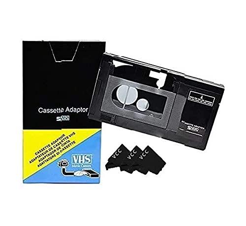 Motorized VHS-C to VHS Cassette Adapter for SVHS...