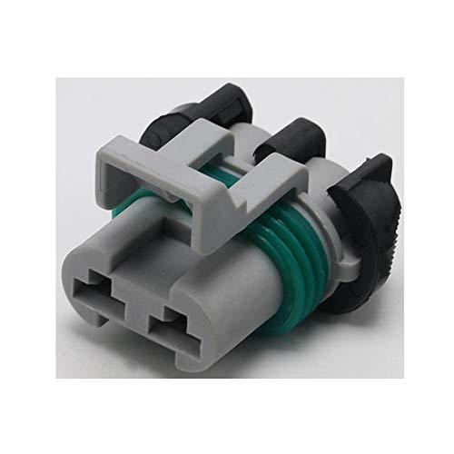XIANGBAO QI 5 x 2 Maneras Ventilador Bomba Ventilador Plug Plug electrónica del Faro del Enchufe Conector de alimentación 15.363.990 de ABS