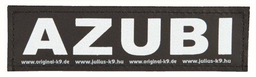 Trixie 2 Julius-K9 Klettsticker, S, AZUBI