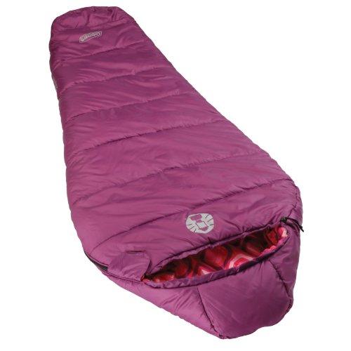 Coleman Kids 30 Degree Sleeping Bag, Snug Bug