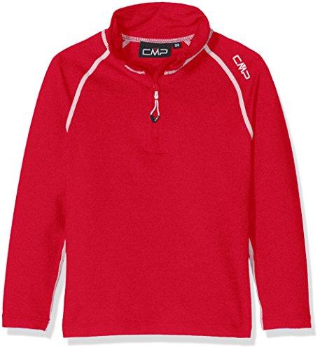 CMP Jungen Funktionsshirt Ski, Ferrari, 98, 3L08054