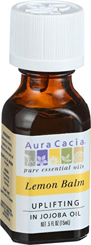 Best Price Aura Cacia Prec Ess Lemon Balm .5 Fz