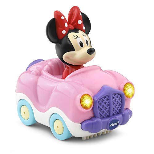 VTech Go! Go! Smart Wheels - Disney Minnie Mouse Convertible, Great Gift For Kids, Toddlers, Toy for Boys and Girls, Ages 1, 2, 3, 4, 5