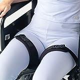 Adiggy Medical | Sujeción de Abducción tipo arnés para silla de ruedas | Regulación mediante hebillas (Talla 1)