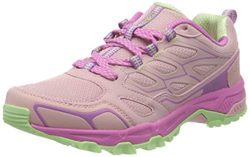 CMP – F.lli Campagnolo Zaniah WMN Shoe, Zapatillas de Trail Running para Mujer, Pink Pastel Pink Orchidea 64ze - Babero, 38 EU