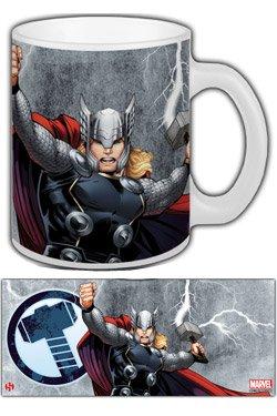 Avengers Tasse Thor Marvel Comics Kaffeetasse Keramik Becher Mug