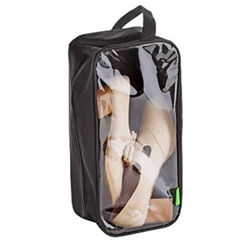 BLANCHO BEDDING Sac de Chaussures de Voyage de boîte de Stockage de Chaussures étanche à la poussière Pratique 2pcs