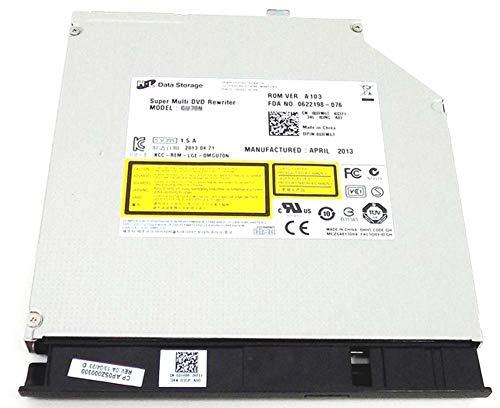3521DVDRW - Dell Inspiron 15 (3521/3537 / 3531) 8X SATA DVD+RW/CDRW Dual Layer Burner Drive Module