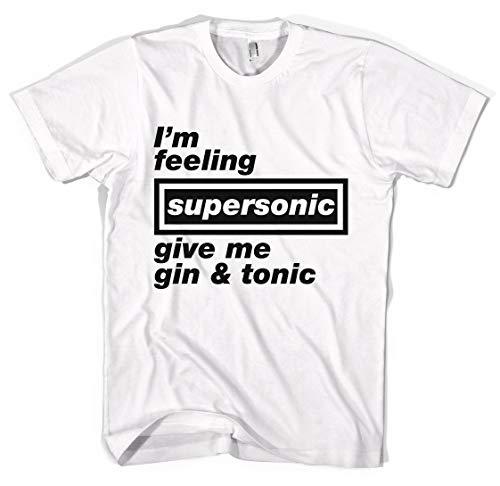 Exceed Supersonic Oasis T-Shirt Unisexe Toutes Les Tailles Couleurs