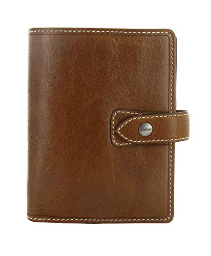 Filofax MALDEN Pocket Ochre