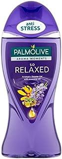 パルモシャワージェルリラックスした250ミリリットル x4 - Palmolive Shower Gel Relaxed 250ml (Pack of 4) [並行輸入品]
