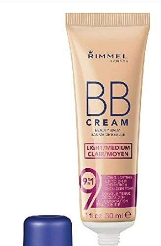 Rimmel London 9-in-1 BB Cream Long Lasting SPF 15 - Light Medium