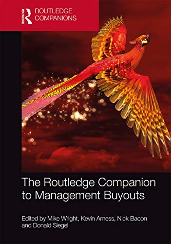 The Routledge Companion to Management Buyouts (Routledge Companions in Business, Management and Marketing) (English Edition)