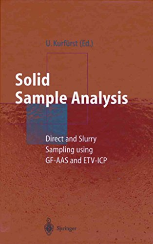 [(Solid Sample Analysis)] [Edited by Ulrich Kurfürst] published on (September, 2011)
