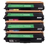 ENCRE BREIZ Compatibili Cartuccia Del Toner per Brother HL-L8250CDW HL-L8250CDN HL-L8350CDW HL-L8350CDWT DCP-L8400CDN DCP-L8450CDW MFC-L8600CDW MFC-L8650CDW MFC-L8850CDW