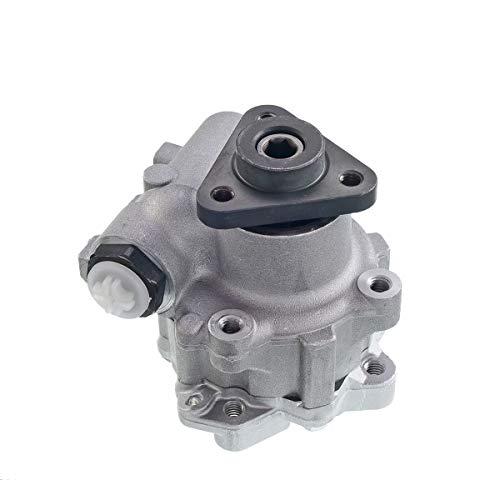 A-Premium Power Steering Pump Compatible with Audi A6 Quattro 2000-2004 Allroad Quattro 2001-2005 Volkswagen Passat 2002-2004