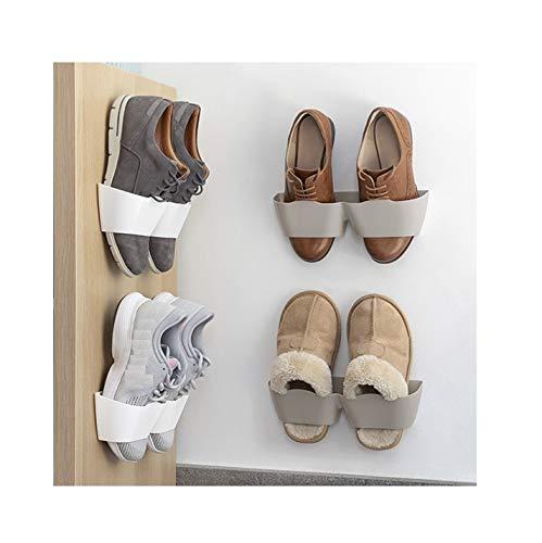 Organizador de zapatos autoadhesivo