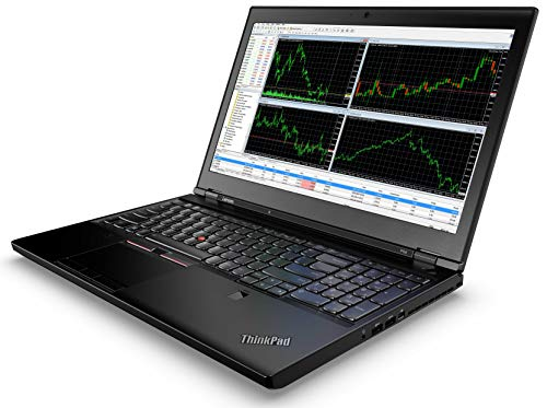 Lenovo ThinkPad P50 i7 (6.Gen) - 15 Zoll 4K IPS, 64GB RAM, 500GB M.2 + 1TB HDD, Kamera, Win 10 Pro - Mobile Workstation (Generalüberholt)