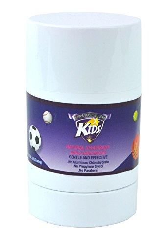 Kids Natural Deodorant for Boys - Citrus Sport - by Junior Varsity Naturals