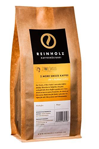 Reinholz Kaffee 2 More Smiles Kaffee - 250g gemahlen