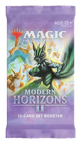 Magic: The Gathering - Modern Horizons 2 | Booster de coleção| 12 Cards | Produto em Inglês