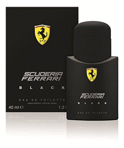 フェラーリ FERRARI ブラック EDT SP 40ml オードトワレスプレー