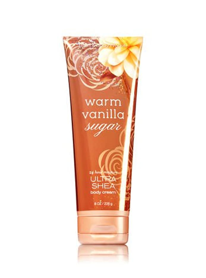 はず矩形称賛Bath & Body Works バスアンドボディワークス ボディクリーム 並行輸入 (Warm Vanilla Sugar)