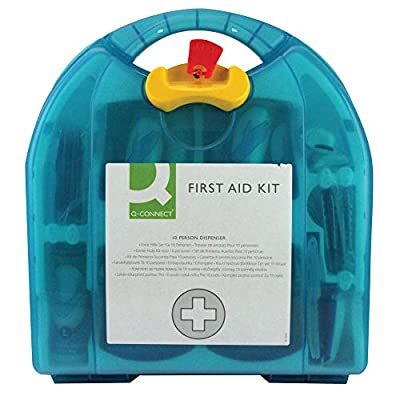 Q-Connect KF00575 First Aid Kit for 10 Person by Q Connect