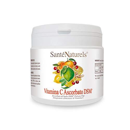 Vitamina C DSM® 250 Grammi Sodio Ascorbato Polvere Idrosolubile