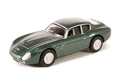 Fertigmodell Oxford 1:76 1962 Modellauto Aston Martin DB4GT Zagato VEV RHD
