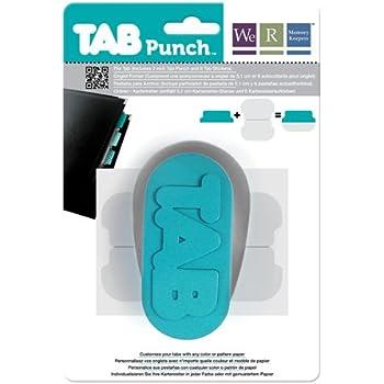 We R Memory Keepers Tab Punch File