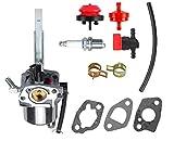 MDAIRC Snow Thrower Carburetor for Ariens 20001368 20001027 McCulloh 436565 Poulan Pro 532436565...