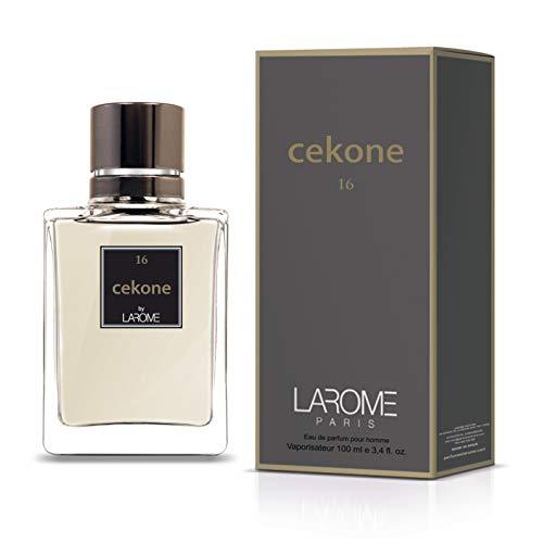Perfume de Hombre CEKONE by LAROME (16M) 100 ml