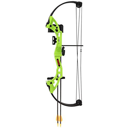 Bear Archery Brave Youth Bow – Green