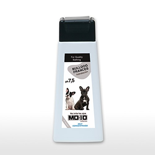 MD-10 COLLECTION Champú Bulldog Francés (300 ml)